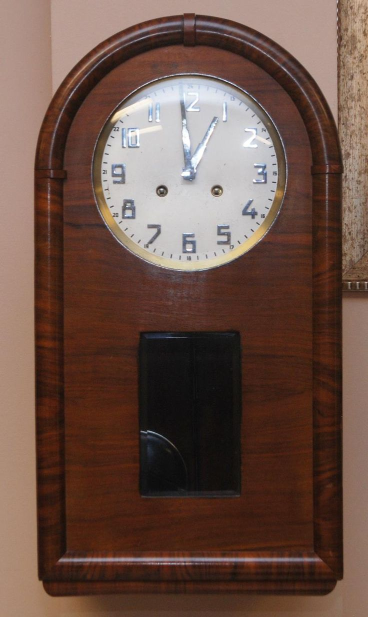 1172 best antique clocks images on pinterest antique clocks 19th c english hanging wall clock amipublicfo Images