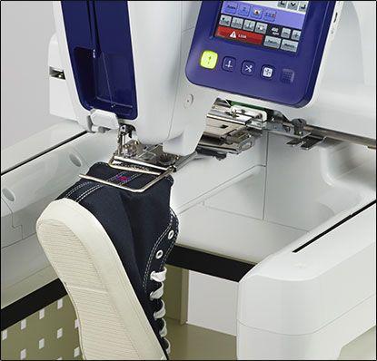 prs100 embroidery machine