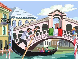 Italy for Kids website