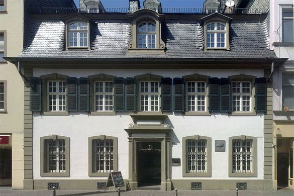 Karl Marx House – Trier, Germany | Atlas Obscura
