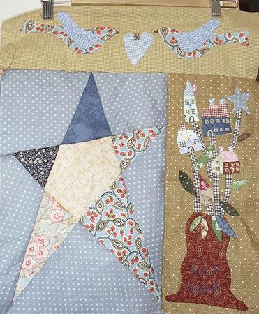 Las 25 mejores ideas sobre colchas de estrellas en - Patrones colchas patchwork ...
