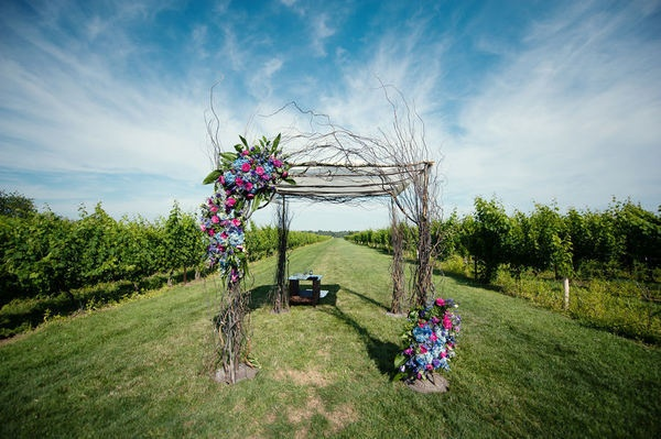 vineyard arch: Hanafloraldesign Com Hair, Arches Photography, Floral Design, Asymmetrical Flowers, Ceremony Decor, Wedding Photo, Hair Makeup, Kathleen Photographers, Events Plans