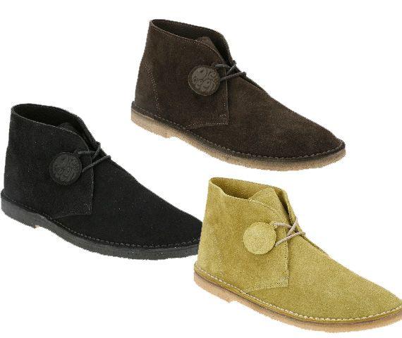 #Clarks Originals Desert Boots Collection