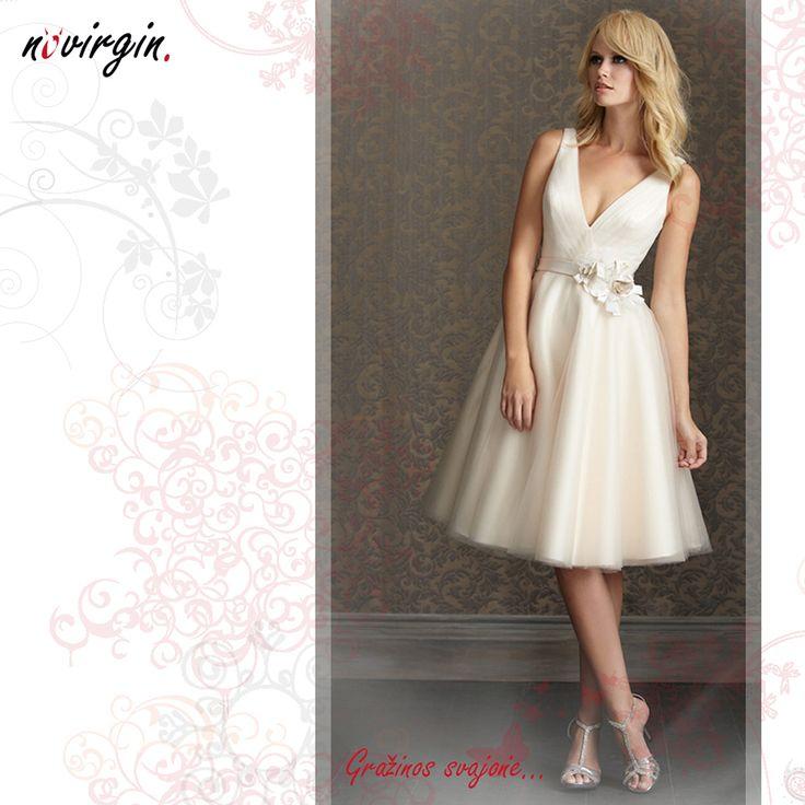 Gražinos vestuvinė suknelė / Wedding dress for Gražina