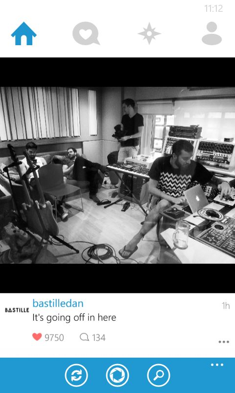 bastille bad blood tuning out