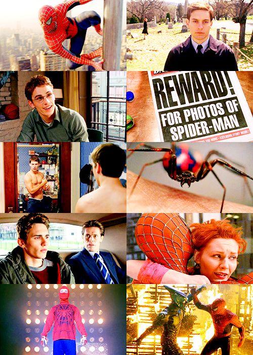 Spiderman (2002-2004-2007) ...