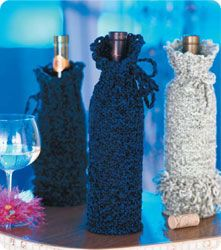 Knitting Pattern Wine Bottle Cover : 1000+ ideas about Wine Bottle Covers on Pinterest Diy bags, Sewing projects...