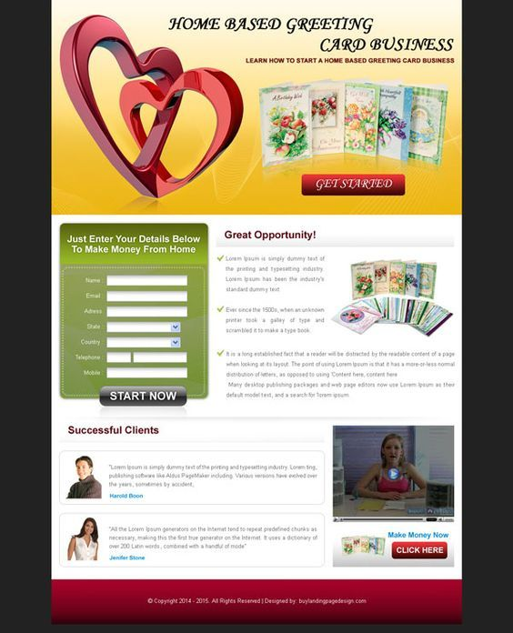 My Secret System Pulls In 477 Free Leadsl Every Day See How Leads And Reps For Your Business Landing Page Design Opportunities