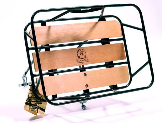 """I opted for the pink step-thru Globe in lieu of the """"Live"""" model, so missed out on all the front rack awesomeness. But no more! Might need this instead."""