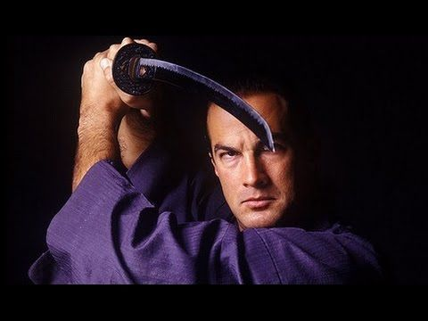 Steven Seagal - 5HAD0VV MAN - Full Movie Action Thriller Rated R
