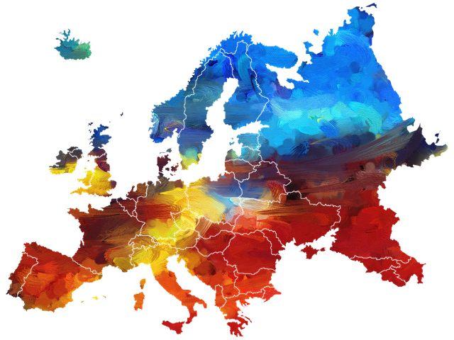 Lärdomar från den Europas Historia och Nutid förmedlat av ögonvittnen
