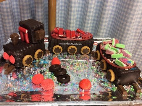 M s de 25 ideas incre bles sobre tarta tren en pinterest - Reposteria facil y rapida ...