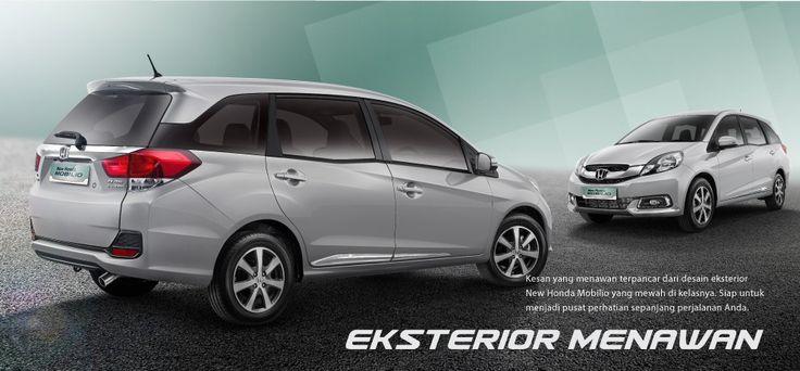Eksterior Honda Mobilio : Honda Mobil Magelang