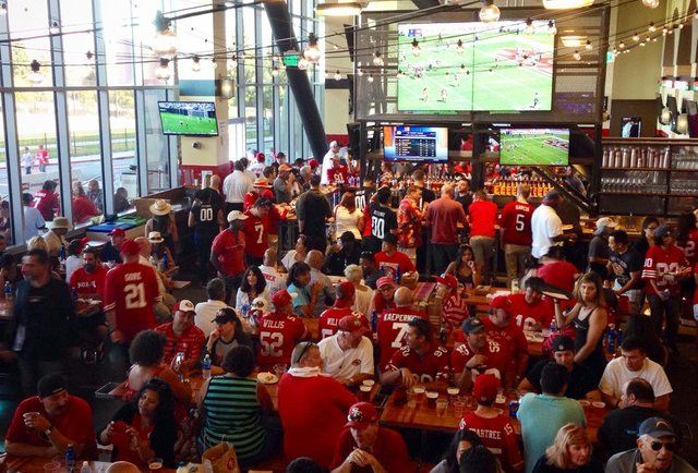 75 San Francisco bars with the NFL Sunday Ticket