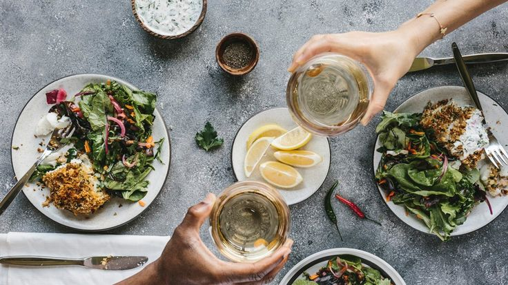 A brand new year is here, which means you have plenty of time to plan out some special occasions for entertaining at home—bringing your friends, family and loved ones together with impeccable pairings of wines and recipes that work in perfect harmony. Cheers! The Perfect Pairings for Any Occasion - Bon Appetit