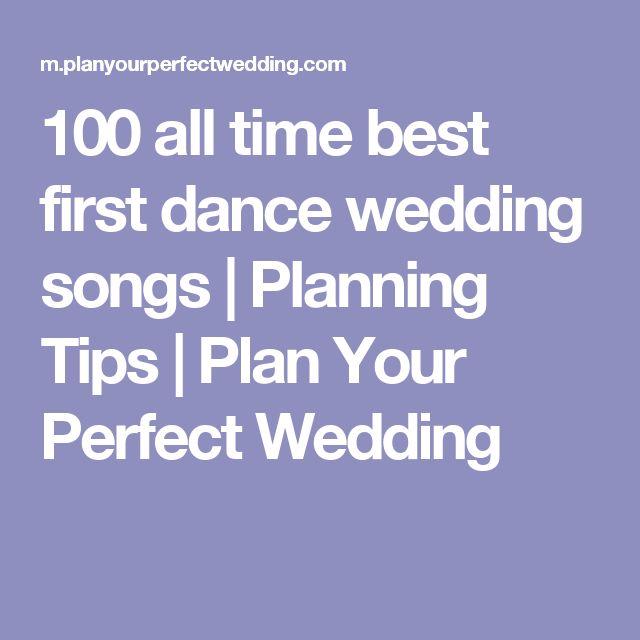 25 Best Ideas About First Dance Wedding Songs On Pinterest