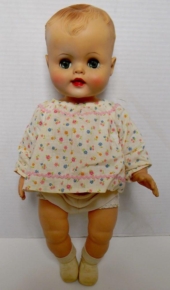 30466326fbb Vintage PLAYTHING Baby Doll Vinyl 19