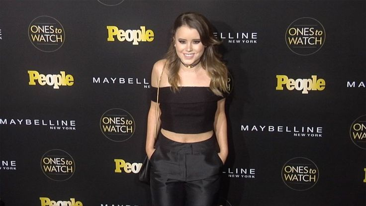 "Taylor Spreitler attends People's 2016 ""Ones to Watch"" Event"