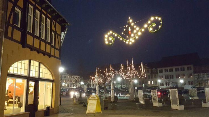 Und auch in Bad Frankenhausen erwartet die Besucher ein toller Weihnachtsmarkt.
