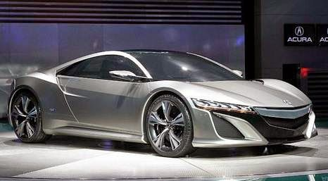 New Acura NSX Price and Design