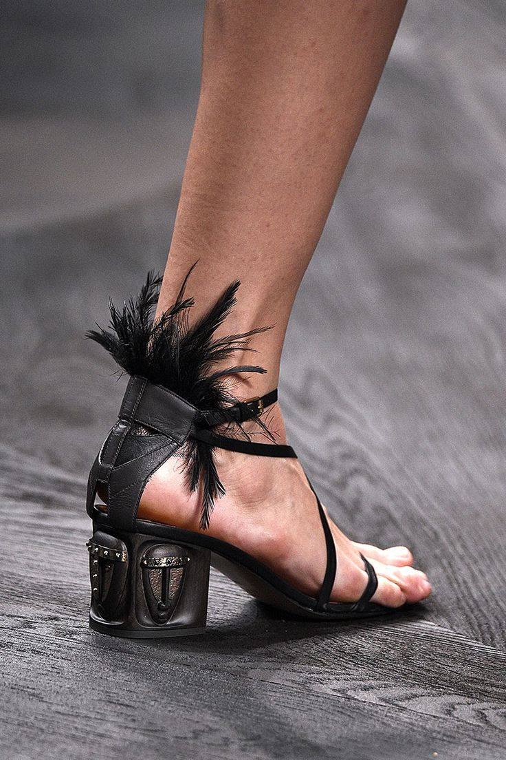 Shoe Trends from Spring 2016-The Best Shoes of Spring 2016