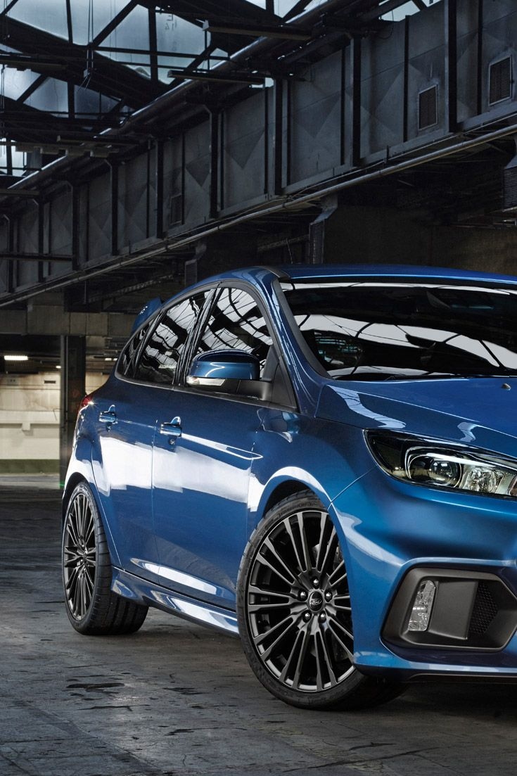 2016 ford focus rs hothatch