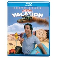 National Lampoon's Vacation [Blu-ray] (1983), (chevy chase, blu-ray, vacation, anthony michael hall, beverly dangelo, comedy, john candy, randy quaid, harold ramis, national lampoon)