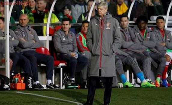 Arsene Wenger astonished by Sutton United's fight after FA Cup win