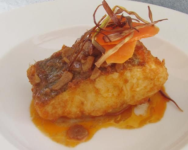 Para hoy #ViernesSanto te recomendamos nuestro Bacalao rebozado al ajoarriero ¡te encantará! #restaurante