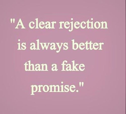 quotes about rejection in love Quotes