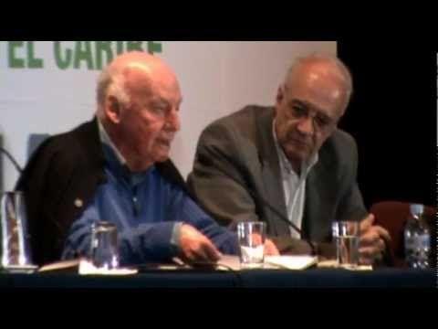 Eduardo Galeano ha dedicado el tema de esta charla a la clase trabajadora del mundo...