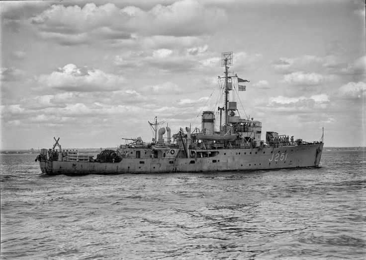 HMAS Dubbo (J251/M251), named for the city of Dubbo, New South Wales, was one of 60 Bathurst-class corvettes constructed during World War II, and one of 36 initially manned and commissioned solely by the Royal Australian Navy (RAN).