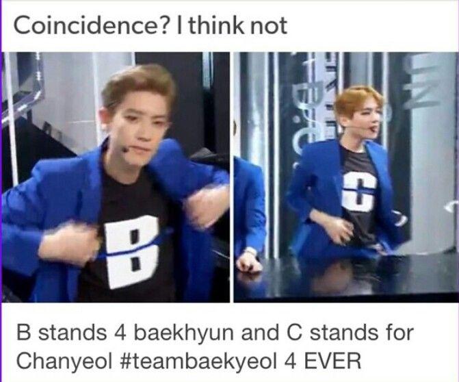 Exo chanyeol and baekhyun dating scandal