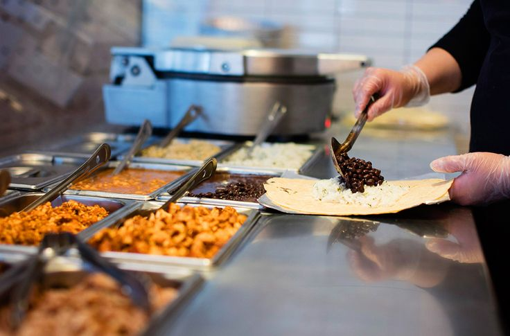 Chipotle — Cooking New