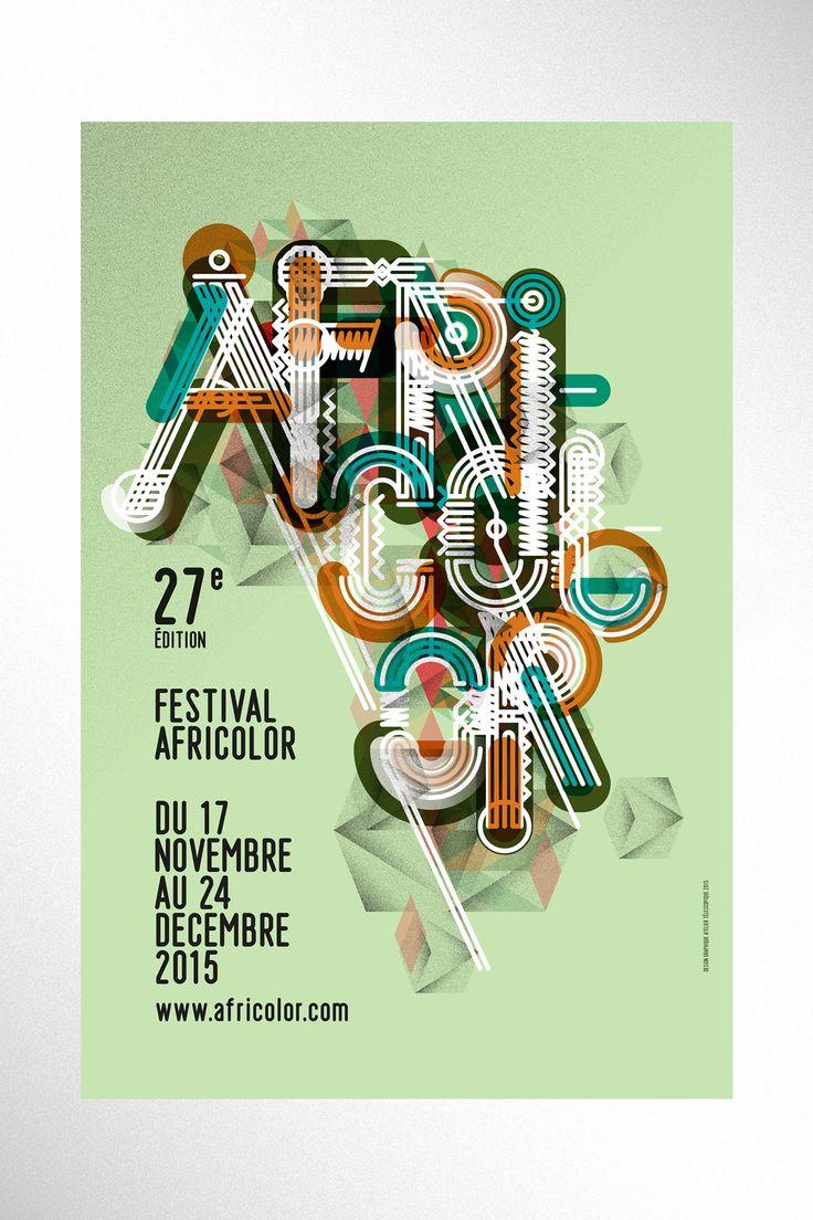 Festival Africolor du 17 novembre au 24 decembre 2015.