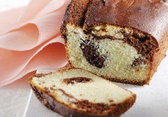 Κέικ βανίλια – κακάο με γιαούρτι-featured_image