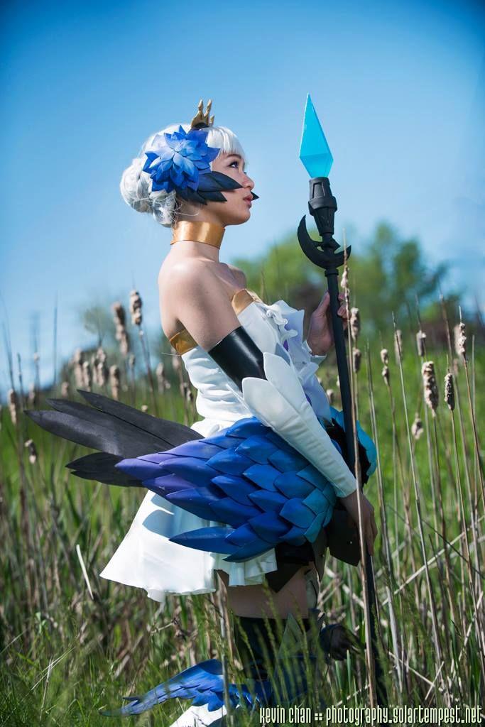 Gwendolyn from Odin Sphere Cosplayer: Kitsurie Photographer: Kevin Chan (Kevin Chan Photography) Source: Kitsurie via Facebook