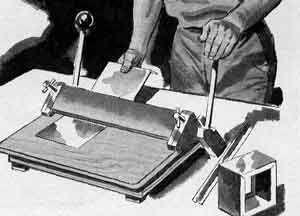 Build A Small Press Bending Brake Plans Metal Works