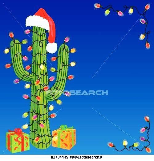 cactus natalizio