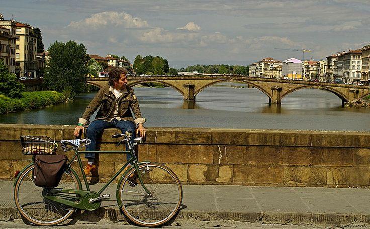 Bridges, Bikes and Florence
