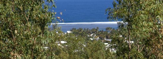L'Etang-Salé, le lagon, le village, la forêt, Sud Réunion Tourisme