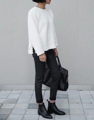 Comment porter des bottines chelsea en 2016 (124 tenues) | Mode femmes