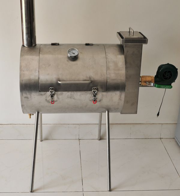 D.I.Y. Wood Pellet Burner to Turn Offset to Automatic Pit - The BBQ BRETHREN FORUMS.
