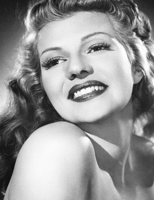 tippihedrens:  Rita Hayworth photographed by Ned Scott, 1947
