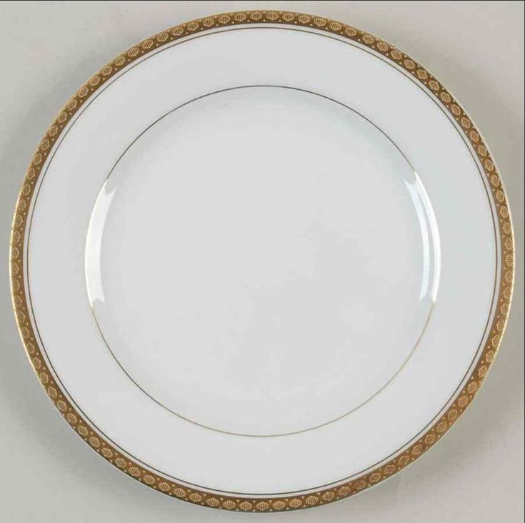 Vintage Noritake Richmond China Dinnerware Place Setting for 4 Salad  Plates #NoritakeRichmond