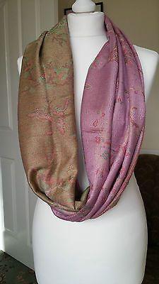 100% Cashmere, ladies scarf /shawl