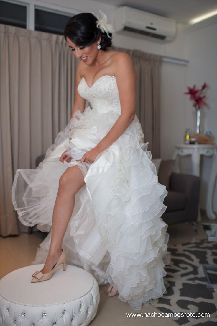Liguero de novias