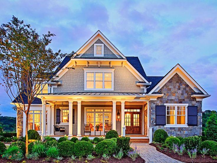 Top 25+ best Craftsman house plans ideas on Pinterest