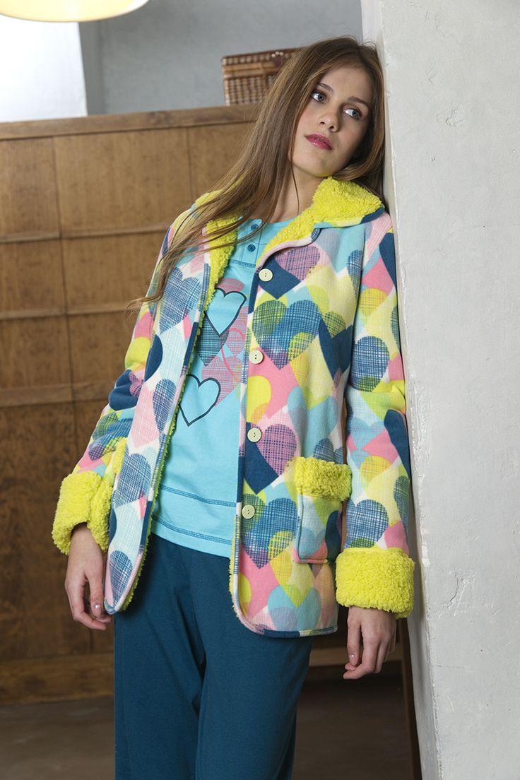#señoretta #streetwear #homewear #home #fashion #womanfashion #style #styletips #pijamas #stylish #fashionista #print #details #soft #woman #lingerie #lenceria #homewear #batas