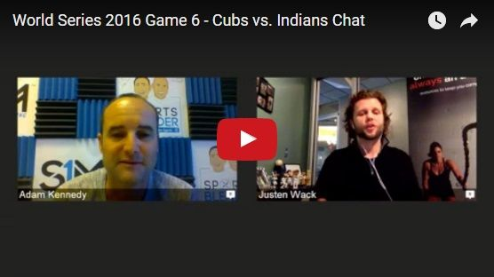 World Series Pre-Game 6 Chat With Adam Kennedy